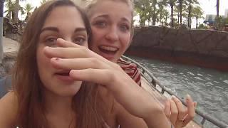 🎢 EPIC summer 2018! | Funny roller coaster ride | Brynn Rumfallo