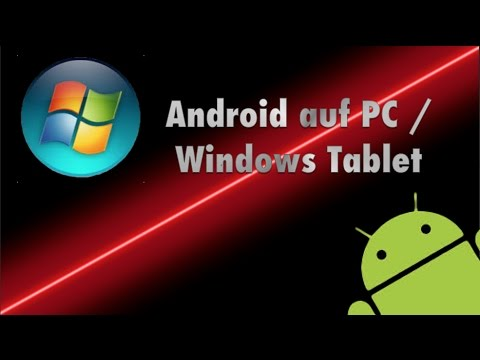 Android 5.0 auf Windows PC / Tablet / Surface Pro / AMIDuOS - Tutorial - TheAskarum