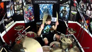 Desperate Measures - Marianas Trench - Drum Cover