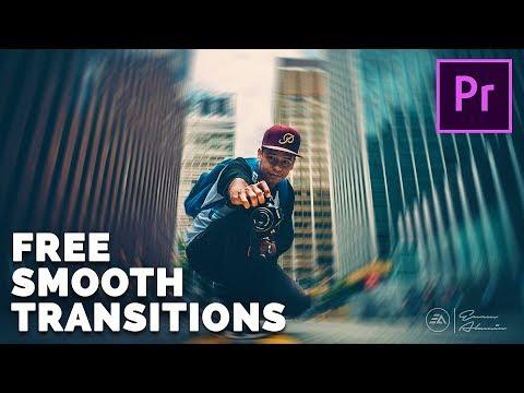 Super Smooth Transition Preset 10 Pack For Premiere Pro Sam