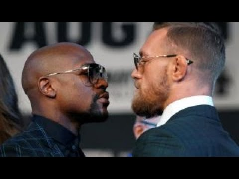 Mayweather vs. McGregor: The fight on piracy