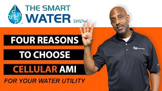 4 Reasons To Choose Cellular AMI For Your Water Utility