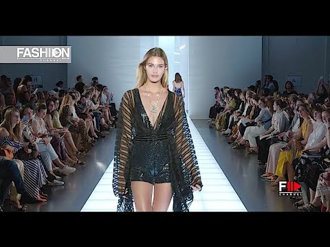 AZZARO COUTURE Haute Couture Fall 2019 Paris - Fashion Channel