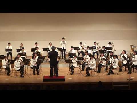 ★★★さえき吹奏楽フェスティバル2018★★★ 9-2 「HANABI」 広島市立五日市中学校吹奏楽部