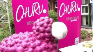 preview picture of video 'CHURU - einfach erleben!'