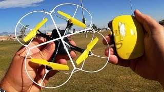 Techboy TB802 Easy Motion Control Drone Flight Test Review
