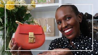 CHLOE DREW NANO BAG | UNBOXING & REVIEW | Nelly Mwangi