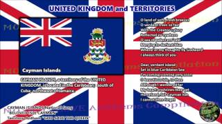 Cayman Islands National Song BELOVED ISLE CAYMAN with vocal and lyrics