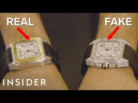 Is It Real or Fake? Ways to Authenticate Luxury Watches