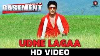 Udne Lagaa - Four Pillars Of Basement | Javed Ali | Dillzan Wadia & Aalya Singh