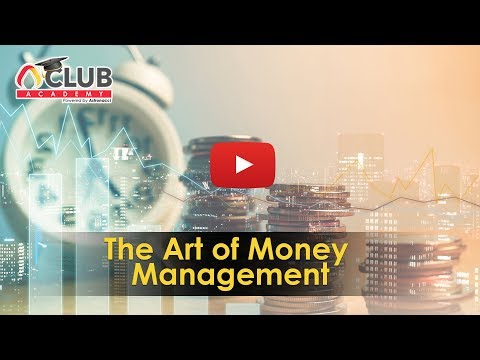 THE ART OF MONEY MANAGEMENT