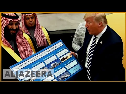 🇺🇸🇸🇦Trump reluctant to impose US sanctions on Saudi Arabia l Al Jazeera English