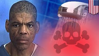 Prisoner dies after being held in hot shower until skin peels off, death ruled accidental - TomoNews