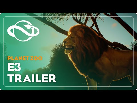 Planet Zoo | E3 In-Game Trailer thumbnail