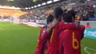 Spain 1 0 England EURO U21 (Ander Herrera)