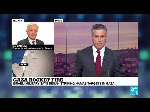 Israel's former ambassador to France on Netanyahu's response to Gaza rocket fire