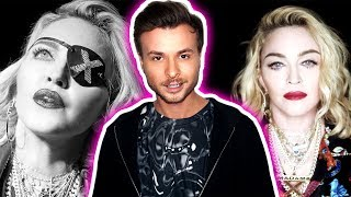 Madonna, Swae Lee   Crave [REACTION]