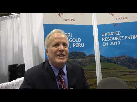 PDAC 2019: Entrevista a John Black, CEO de Regulus Resources