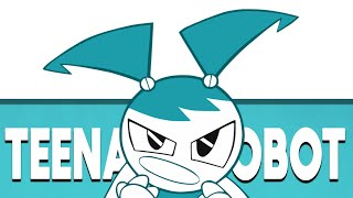The Strange Disappearance of My Life As A Teenage Robot