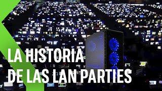 De 4 amigos en una casa a eventos de miles de personas: así han evolucionado las LAN Parties