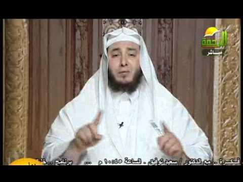 الصلاة تقربك من الله | الشيخ أمين الأنصارى (20-10-2011)