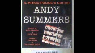 """ANDY SUMMERS - Green Chimneys (Roma 05-05-1999 """"Alpheus"""" Italy)"""