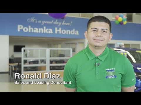 Sales and Leasing Consultant Ronald Diaz