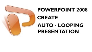 Powerpoint 2008 - create auto show