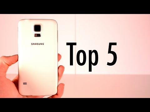 My Top 5 Favorite Samsung Galaxy S5 Cases!