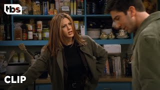 Friends: Ross Cheats On Rachel (Season 3 Clip)   TBS