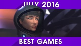 Top 5 Best Indie Games of the Month - July 2016