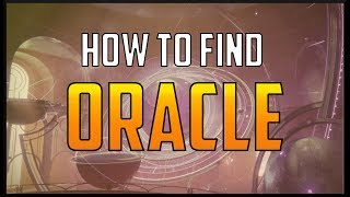 Destiny 2 - How To Find Oracle Engine (the Oracle Engine offering bounty)