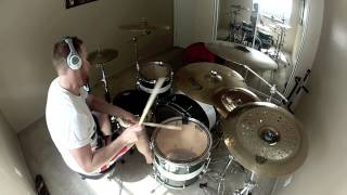 Matt Horn - The Word Alive - Room 126 Drum Play Along