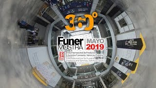 Vídeo en 360 interactivo Funermostra 2019