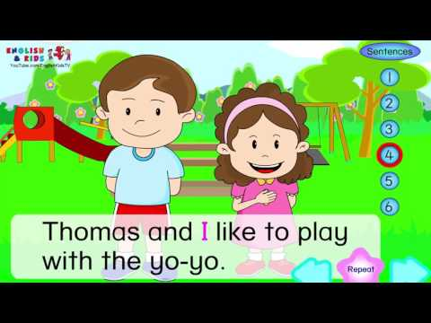 Simple English Conversation Dialogues for Kids +Ch | Youtube