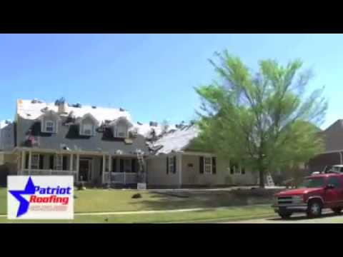 5500 SF remove and replace in under 2 minutes. Beautiful time video from a re-roof in Norman, OK