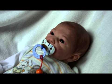 Reborn Baby mit Funktionen