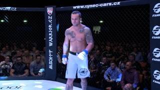 Tomáš Kužela vs. Karel Vemola — GCF Fight Night 26