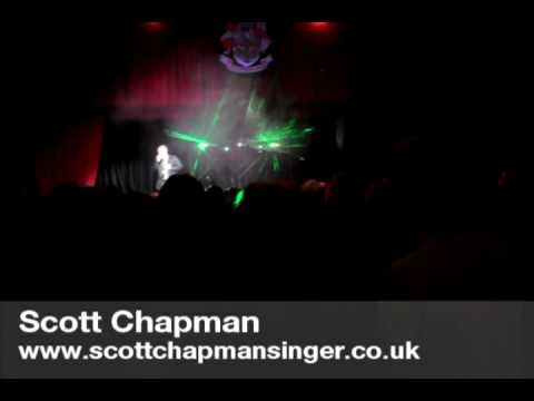 Michael Buble - Cry Me A River - Cover - Scott Chapman - Live In Kendal - Official Music video