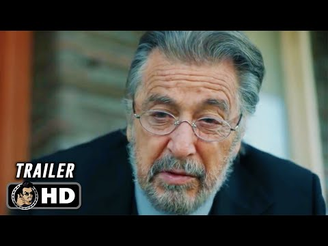 HUNTERS Official Trailer (HD) Al Pacino