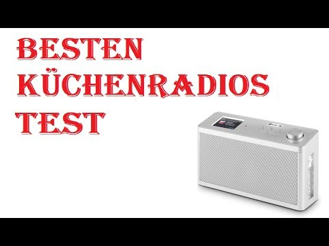 Besten Küchenradios Test 2020