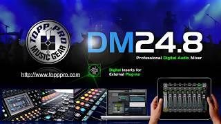 Topp Pro DM24.8 Digital Mixer