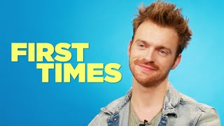FINNEAS Tells Us About His First Times