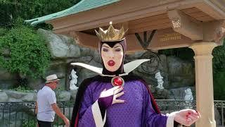 The Evil Queen Of Disneyland