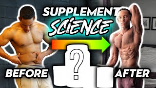 5 Best Supplements to Build Muscle & Lose Fat (FASTER)