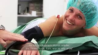 Video - Moderne Laserfettabsaugung SlimLipo an der YES VISAGE-Klinik