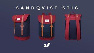 The Sandqvist Stig Backpack