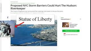 Mars!? NYC Statue of Liberty! (Colossus) Tsunami! Pit Opening!