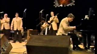 Kingsmen Band, Anthony Burger, Piano Medley. (Stand Up at Opryland) 1986