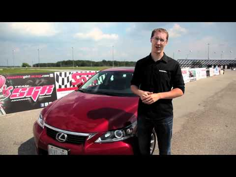 2011 Lexus CT200H Review - A sporty hybrid? Should you believe the hype?